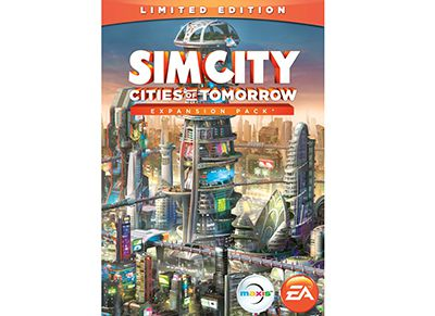 SimCity: Cities of Tomorrow (Limited Edition) - DLC Πακέτο - PC Game
