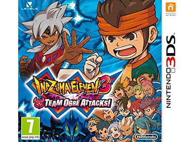 Inazuma Eleven 3: Team Ogre Attacks - 3DS/2DS Game