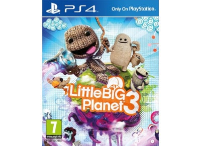 PS4 Used Game: Little Big Planet 3