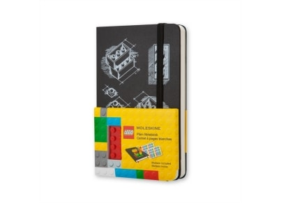 Σημειωματάριο Moleskine Limited Edition LEGO® - Small