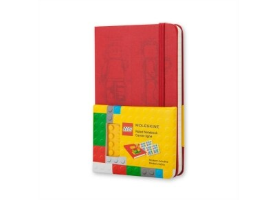 Σημειωματάριο Moleskine Limited Edition LEGO® Ruled - Small