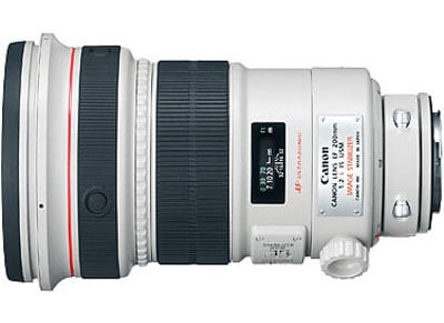 Canon EF 200mm f/1-2.0 L IS USM - Canon DSLR Lens