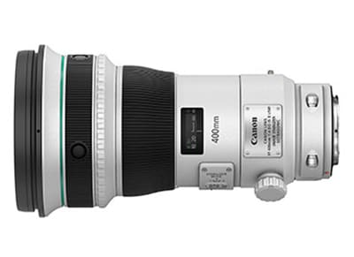 Canon EF 400mm f/4.0 DO IS II - Canon DSLR Lens