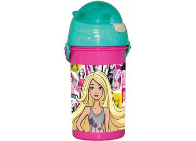 Παγούρι Flip GIM Barbie 500ml