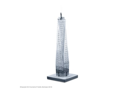 3D Παζλ One World Trade Center (1 Φύλλο)