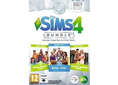 The Sims 4 Bundle Pack 5 - PC Game gaming   παιχνίδια ανά κονσόλα   pc