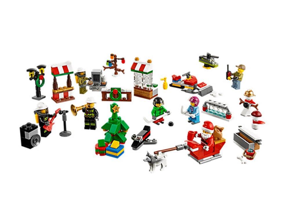 LEGO® Χριστουγεννιάτικο Ημερολόγιο LEGO® City