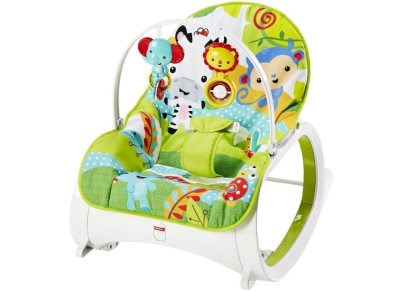 Κούνια Ριλάξ Rainforest Friends Fisher Price
