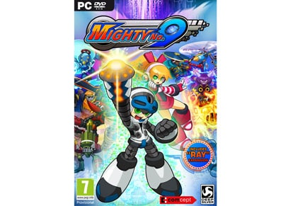 Mighty No. 9 - PC Game gaming   παιχνίδια ανά κονσόλα   pc