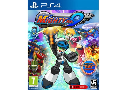 Mighty No. 9 - PS4 Game