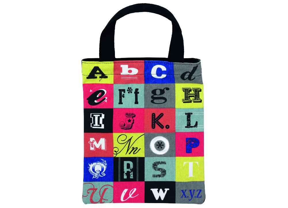 da39bb5ec8 Τσάντα Βιβλίων Moses Alphabet