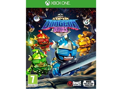 Super Dungeon Bros - Xbox One Game