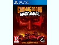 Carmageddon: Max Damage - PS4 Game