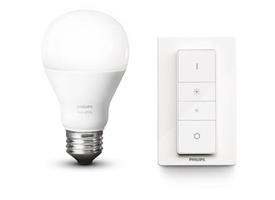 Philips Hue Wireless Dimming Kit (Dimmer & E27 Λάμπα)