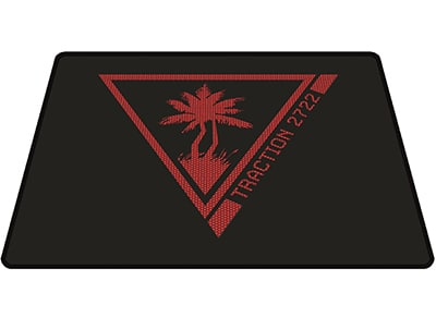 Gaming Mousepad Turtle Beach Traction Medium Μαύρο gaming   αξεσουάρ pc gaming   gaming mousepads