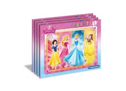 Παζλ Disney Princess Super Color Disney (30 Κομμάτια)