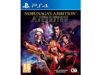Nobunaga's Ambition: Sphere of Influence Ascension – PS4 Game