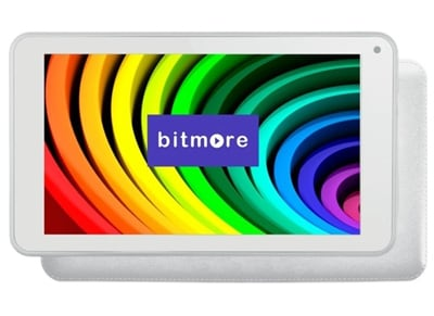 "Tablet Bitmore ColorTab 7 7"" 8GB Λευκό"