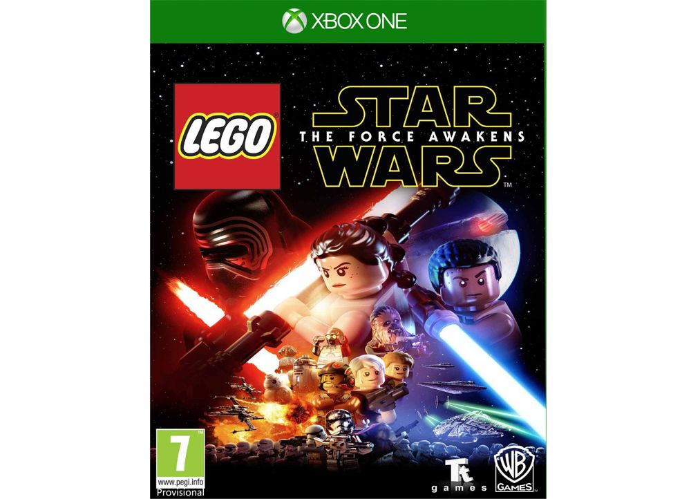 LEGO Star Wars: The Force Awakens - Xbox One Game