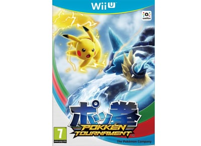 Pokken Tournament - Wii U Game gaming   παιχνίδια ανά κονσόλα   wii u