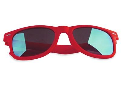 b46fc5e81e Γυαλιά Ηλίου Puro Unisex Κόκκινο