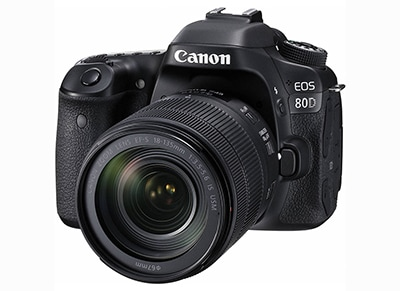 DSLR Canon EOS 80D EF 18-135mm IS USM φωτογραφία   βίντεο   dslr
