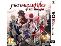 Fire Emblem Fates: Birthright - 3DS/2DS Game