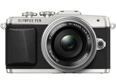 Mirrorless Camera Olympus E-PL7 14-42mm - Ασημί