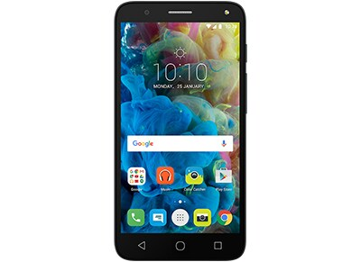 Alcatel Pop 4 (5)  8GB Ασημί Dual Sim Smartphone (5051D)