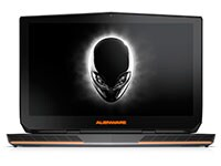"Laptop Alienware 17 - 17.3"" (i7-6700HQ/16GB/1256GB/ 970M)"