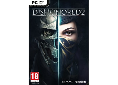 Dishonored 2 - PC Game gaming   παιχνίδια ανά κονσόλα   pc