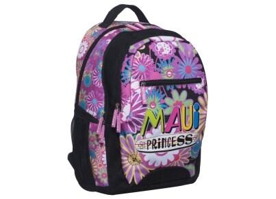 ba895a19aa Τσάντα Πλάτης Οβάλ Maui Flowers