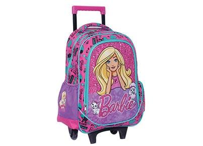 26c0a0e4d6 Τσάντα Τρόλεϋ GIM Barbie Pets