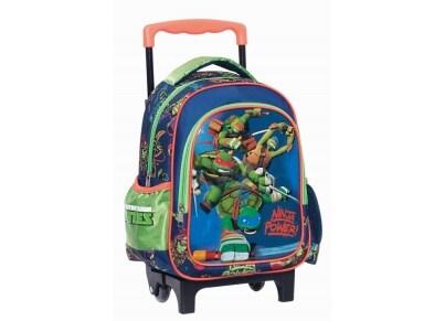 97da9c5241 Τσάντα Τρόλεϋ GIM Ninja Power