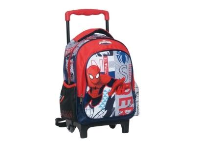 ea573aa5a2 Τσάντα Τρόλεϋ GIM Spiderman Graphic