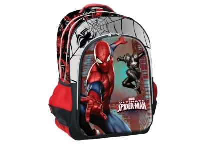 4c4f6ef23e Τσάντα Πλάτης Οβάλ GIM Spiderman Comics
