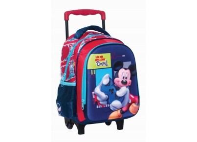 271145d2b3 Τσάντα Τρόλεϋ GIM Mickey Geek 3D