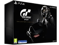 Gran Turismo Sport Collector's Edition - PS4/PSVR Game