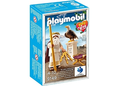 PLAYMOBIL 9149 Play & Give Δίας