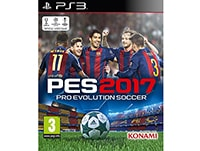 Pro Evolution Soccer 2017 - PS3 Game