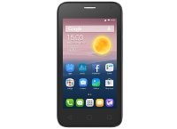 Alcatel OneTouch Pixi First  4GB Ασήμι Dual Sim Smartphone (4024DMSIL)