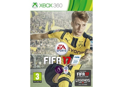 Xbox 360 Used Game: FIFA 17 gaming   used games   xbox 360 used