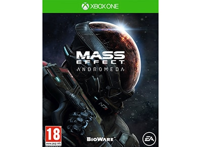 Xbox One Used Game: Mass Effect Andromeda
