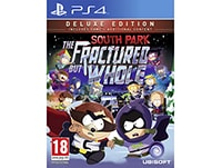South Park: The Fractured But Whole Deluxe Edition - PS4 Game