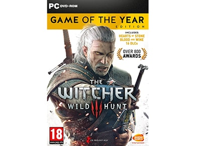 The Witcher III: Wild Hunt Game of the Year Edition - PC Game gaming   παιχνίδια ανά κονσόλα   pc