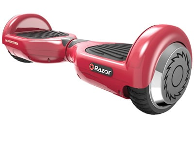 Hoverboard Razor Powerboard Hovertrax Κόκκινο