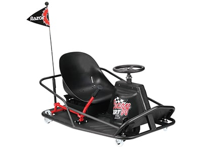 Ηλεκτρικό Scooter Razor Crazy Cart XL (25173801)