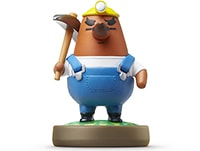 Φιγούρα Animal Crossing Resetti - Nintendo Amiibo