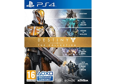 Destiny: The Collection - PS4 Game