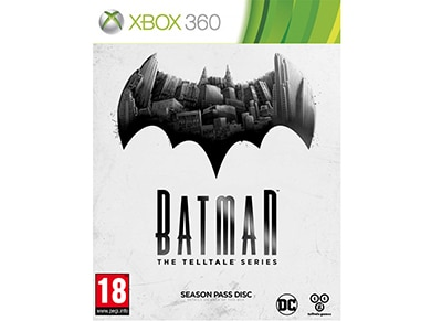 Batman: The Telltale Series - Xbox 360 Game